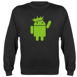 Реглан (свитшот) Android King