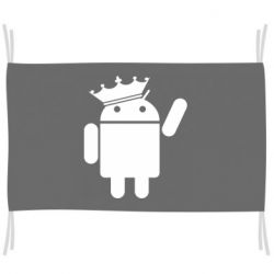 Флаг Android King