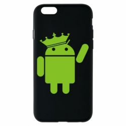 Чехол для iPhone 6/6S Android King