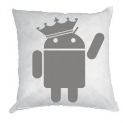 Подушка Android King - FatLine