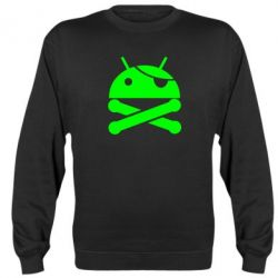 Реглан Android Pirate - FatLine