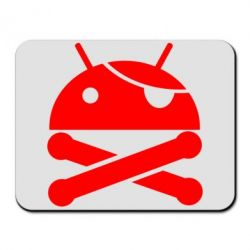 Коврик для мыши Android Pirate - FatLine