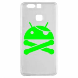 Чехол для Huawei P9 Android Pirate - FatLine