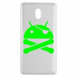 Чехол для Nokia 3 Android Pirate - FatLine
