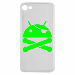 Чехол для Meizu U10 Android Pirate - FatLine