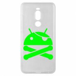 Чехол для Meizu Note 8 Android Pirate - FatLine