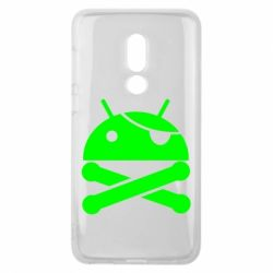Чехол для Meizu V8 Android Pirate - FatLine