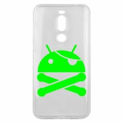 Чехол для Meizu X8 Android Pirate - FatLine