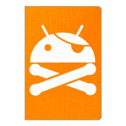 Блокнот А5 Pirate Android