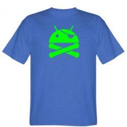 Мужская футболка Android Pirate - FatLine