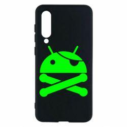 Чехол для Xiaomi Mi9 SE Android Pirate