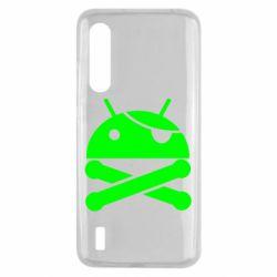 Чехол для Xiaomi Mi9 Lite Android Pirate