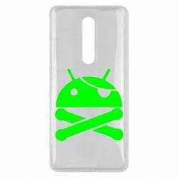 Чехол для Xiaomi Mi9T Android Pirate