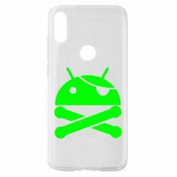 Чехол для Xiaomi Mi Play Android Pirate