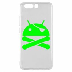 Чехол для Huawei P10 Android Pirate - FatLine