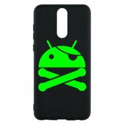 Чехол для Huawei Mate 10 Lite Android Pirate - FatLine
