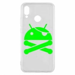 Чехол для Huawei P20 Lite Android Pirate - FatLine