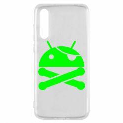 Чехол для Huawei P20 Pro Android Pirate - FatLine