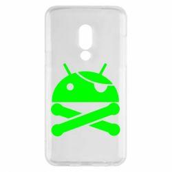 Чехол для Meizu 15 Android Pirate - FatLine