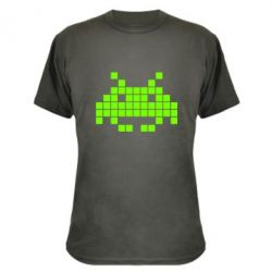 Камуфляжная футболка Android Pixel