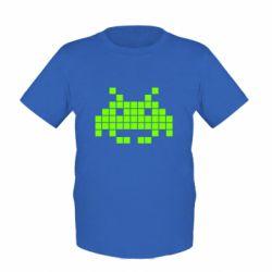 Детская футболка Android Pixel