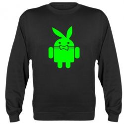 Реглан Android Playboy - FatLine