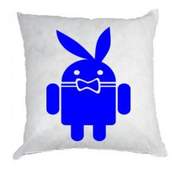 Подушка Android Playboy - FatLine