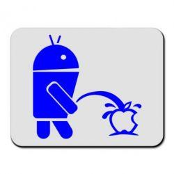 Коврик для мыши Android унижает Apple - FatLine