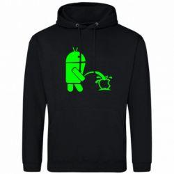 Толстовка Android унижает Apple - FatLine