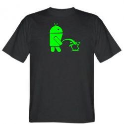 Мужская футболка Android унижает Apple - FatLine