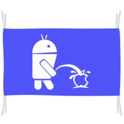 Прапор Android принижує Apple