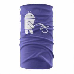 Бандана-труба Android принижує Apple