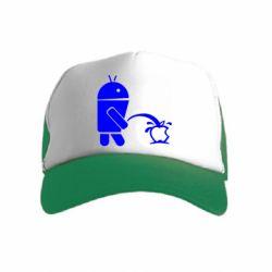 Дитяча кепка-тракер Android принижує Apple
