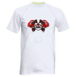 Чоловіча спортивна футболка Angel of street training