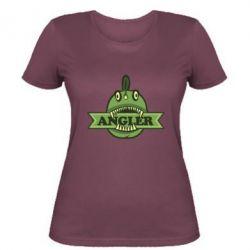 Жіноча футболка Angler