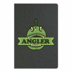 Блокнот А5 Angler