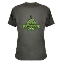 Камуфляжная футболка Angler