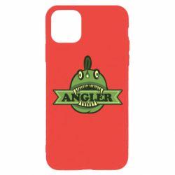 Чохол для iPhone 11 Pro Angler
