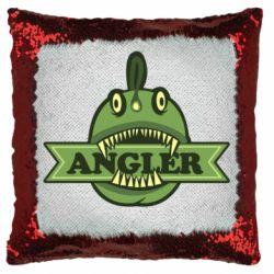 Подушка-хамелеон Angler
