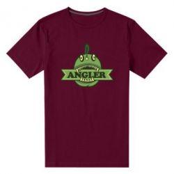 Мужская стрейчевая футболка Angler
