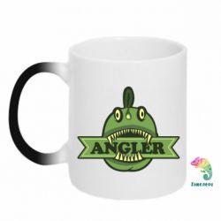 Кружка-хамелеон Angler
