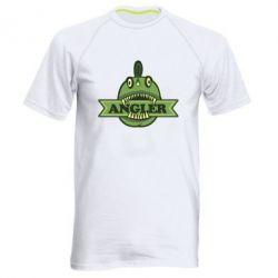 Мужская спортивная футболка Angler