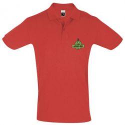 Мужская футболка поло Angler