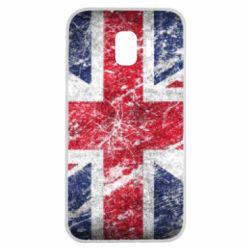 Чехол для Samsung J2 2018 Англия