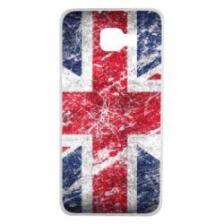 Чехол для Samsung A7 2016 Англия