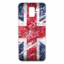 Чехол для Samsung J6 Англия