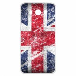 Чехол для Samsung J7 2016 Англия