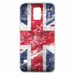 Чехол для Samsung S5 Англия