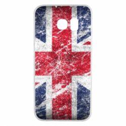 Чехол для Samsung S6 EDGE Англия