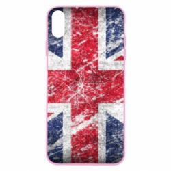 Чехол для iPhone Xs Max Англия